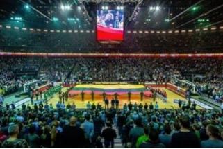 """Sužinokite, kodėl """"Žalgirio"""" arenoje įsikurs Lietuvos kariuomenė!"""