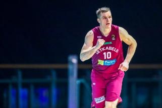 """""""Lietkabelį"""" retina traumos: prie Gagičiaus prisidėjo dar du starto penketo žaidėjai"""