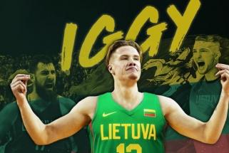 Lietuvos rinktinė netrukus gali turėti trečią NBA žaidėją: trūksta vieno dokumento