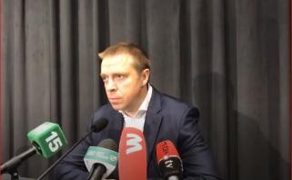 P.Motiejūnas apie trenerį ne iš Eurolygos: rizika yra, bet mums šviežias kraujas - privalumas