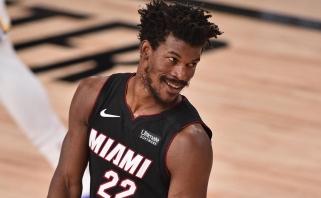 """""""Heat"""" sušvelnino rezultatą, J.Butleris buvo nesulaikomas"""