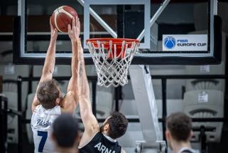 Valeikos klubas pergalingai startavo FIBA Europos taurėje
