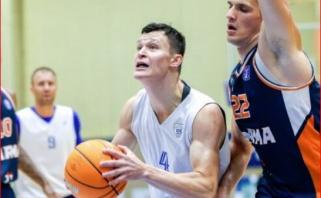 """""""Neptūnas"""" su sužaidė lygiosiomis su Kazachstano čempionais"""