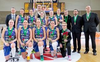 """""""Hoptrans-Sirenos"""" antrus metus iš eilės pasipuošė LKF bronzos medaliais"""