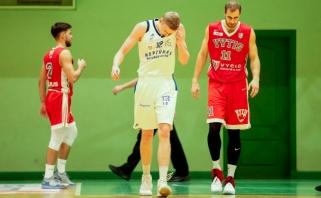 """NKL ketvirtfinalis startavo """"Vyčio"""" pergale minimaliu skirtumu prieš """"Neptūno"""" dublerius"""