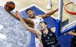 """ACB lygos lyderių dvikovoje - sunki traumų išretinto """"Real"""" pergalė"""