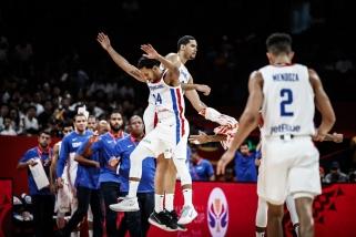 Dominikiečiai laimėjo trilerį prieš Jordanijos rinktinę