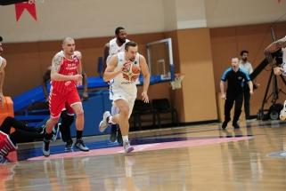 D.Dulkys svariai prisidėjo prie pirmosios pergalės FIBA Europos taurės turnyre
