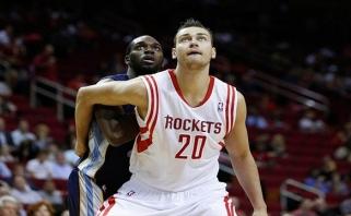 D.Motiejūno dengiamas NBA naujokas susilaužė koją (kiti rezultatai)