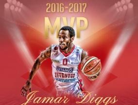Naudingiausias LKL reguliariojo sezono krepšininkas - J. Diggsas (interviu)