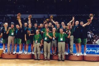 D.Adomaitis apie Sidnėjaus bronzos šventimą: visko negaliu pasakoti