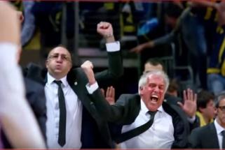 Ž.Obradovičius - apie Šaro ir Sabo treniravimą, lietuvių meilę krepšiniui ir kita