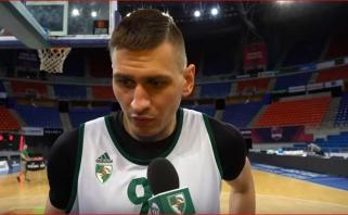 P.Jankūnas ir E.Ulanovas Vitorijoje: norime būti kuo aukščiau (video)