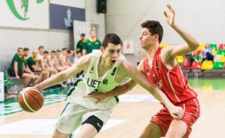 Jaunučiai triumfavo Baltijos taurės turnyre