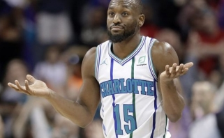 """Hornets"" žvaigžde K.Walkeriu rimtai domisi trys NBA klubai"