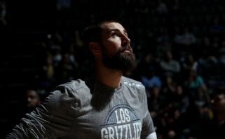 """Brandus J.Valančiūno žingsnis: """"Grizzlies"""" trenerių štabui išdalino papildomą apsaugą nuo viruso"""