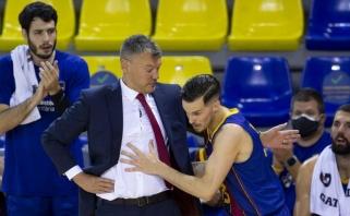 """Savų žaidėjų neišgirdo: Šaro """"Barcelonai"""" Heurtelis – nereikalingas"""