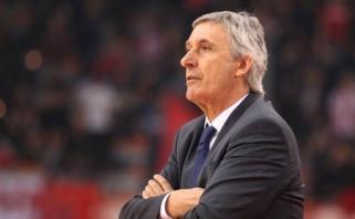S.Pešičius: norėjome, kad M.Delaney sugrįžtų, bet jis reikalavo naujo kontrakto