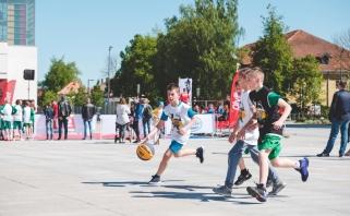 Startavo Lietuvos 3×3 čempionato turas Marijampolėje