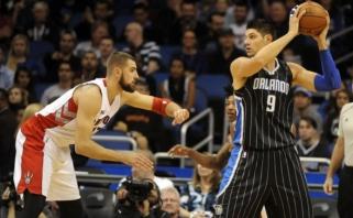 """N.Vučevičius: esu vienas geriausių NBA """"centrų"""", kodėl turėčiau tapti atsarginiu?"""