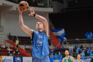 Gudaitis - per plauką nuo Eurolygos turo MVP titulo