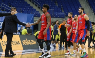 Drama Stambule baigėsi E.Ulanovo nusivylimu ir CSKA pergale