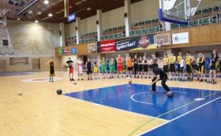 Krepšinio specialistai džiaugiasi sporto gimnazijų profesionalumu