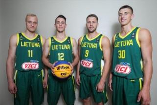 Europos čempionatas vyks be Lietuvos 3×3 rinktinių