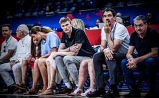 Sutriuškintos rusės - eliminuotos iš Europos čempionato, geriausių ketverte - naujokės