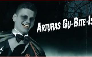 Vampyras Gudaitis pateko į Eurolygos Helovino penketą