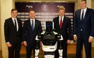 K.Maksvytis papasakojo, kokios naudos Permėje gavo iš savo asistento roboto