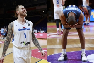 Po čekų ir graikų pergalių paaiškėjo visos olimpinių atrankos turnyrų pusfinalio poros