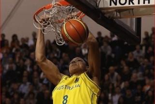 """Grėsmingame Australijos rinktinės sąraše - devyni NBA žaidėjai ir """"Žalgirio"""" naujokas"""