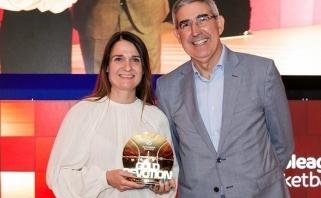 """""""Žalgiris"""" laimėjo auksinį Eurolygos marketingo apdovanojimą"""
