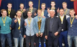 Klaipėdos mero taurė - O.Kurausko treniruojamai komandai