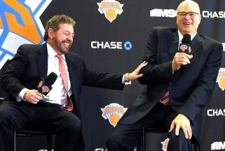 """Skiriasi legendinio Ph.Jacksono ir """"Knicks"""" klubo keliai"""