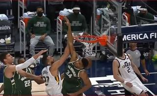 LeBrono skrydis bei Goberto dėjimas per Giannį – gražiausi NBA nakties momentai