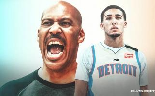 """LaVaras apie jo sūnų atleidusį """"Pistons"""": tai ne klubas, o tragedija"""