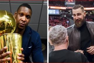 """Raptors"" vadovas už triumfą NBA finale padėkojo ir J.Valančiūnui: be jo nebūtume ten, kur esame dabar"