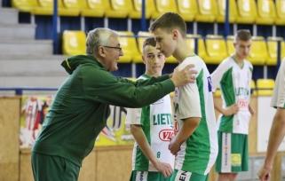 Jaunaisiais talentais patenkintas ir J.Kazlauskas (VIDEO)