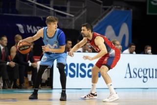 ACB: D.Giedraitis - rezultatyviausias mačo žaidėjas, bet M.Sajus išplėšė pergalę savo ekipai