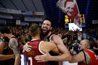 Venecijos klubas pirmą kartą istorijoje iškovojo Italijos taurę