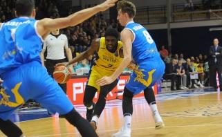 Lietuvių akistatoje FIBA Čempionų lygoje - pirmoji A.Kulbokos klubo pergalė