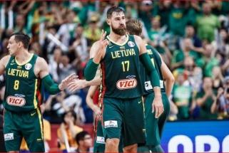 Lietuvos rinktinė nenuleidžia rankų: FIBA sulaukė protesto