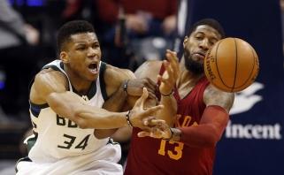NBA: rezultatai Rytuose paklojo pamatus ypač karštam reguliariojo sezono finišui