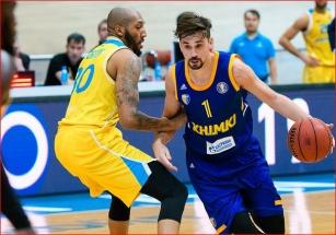 """Didžiulį pranašumą išbarstę """"Chimki"""" iškovojo sunkią pergalę Kazachstane"""
