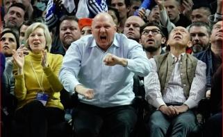 """K.Perkinsas: """"Clippers"""" - didžiausi tarpsezonio nevykėliai"""