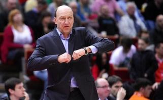 """Buvęs """"Dzūkijos"""" treneris M.Gecevičiaus klubą paliko bronzinės serijos metu"""
