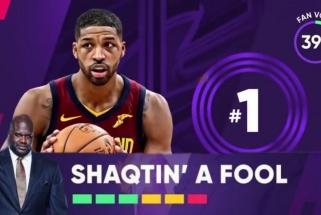 """""""Shaqtin' A Fool"""" laidoje - """"klišarankis"""" """"Lakers"""" gynėjas bei įžaidėju nutaręs tapti T.Thompsonas"""