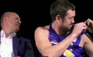 Protų kovos: dėl vietos finale susitiko V.Dilys ir R.Cvirka (video)